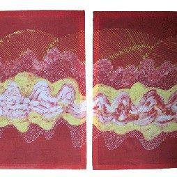 batik tweeluik